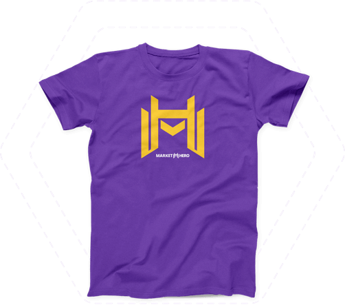 MarketHero T-Shirt